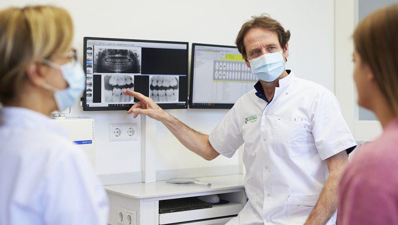 Tevreden cliënten met gave tanden? Zo doen we dat
