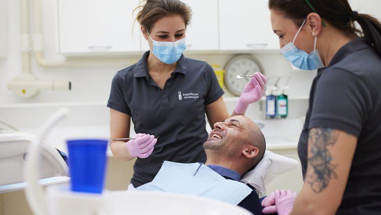 Tekort tandartsen dreigt. Door krachten te bundelen komen we verder